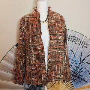 🌼 90's Tweed Blazer 🌼